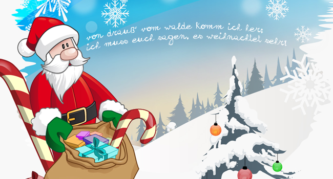 S.A.D. Adventskalender 2012