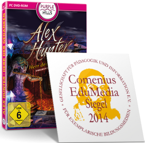 Alex_Hunter_Comenius_Award