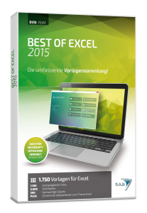 Packshot Best of Excel