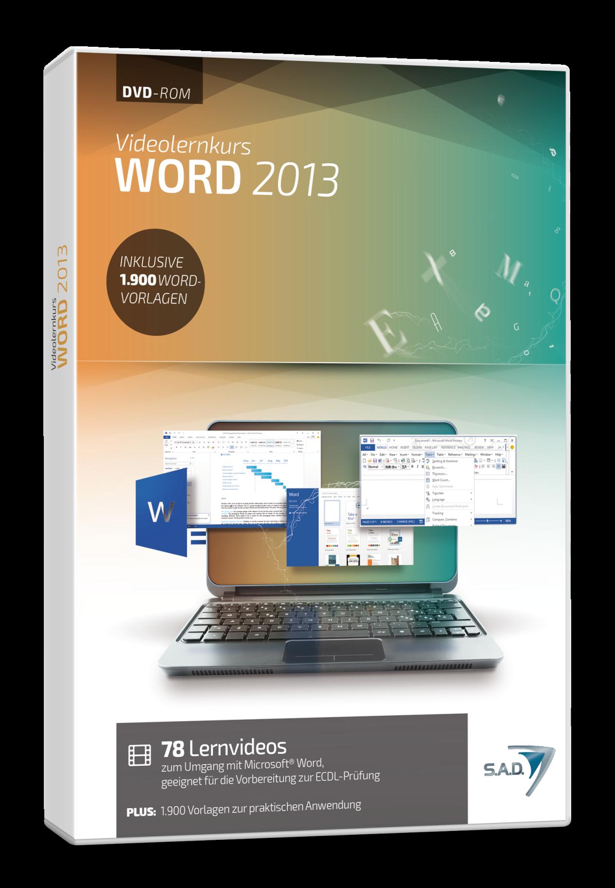 Vorlagen und Videolernkurse für Microsoft Office › S.A.D. GmbH