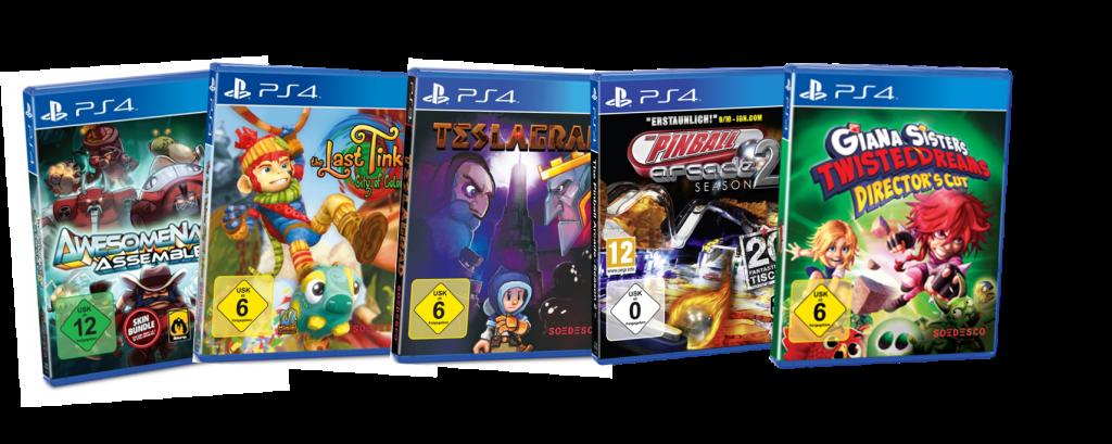 PS4-Titel