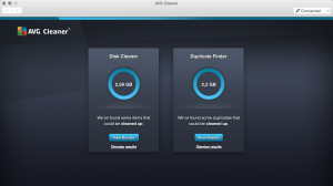 01 - AVG Cleaner for Mac - Overview