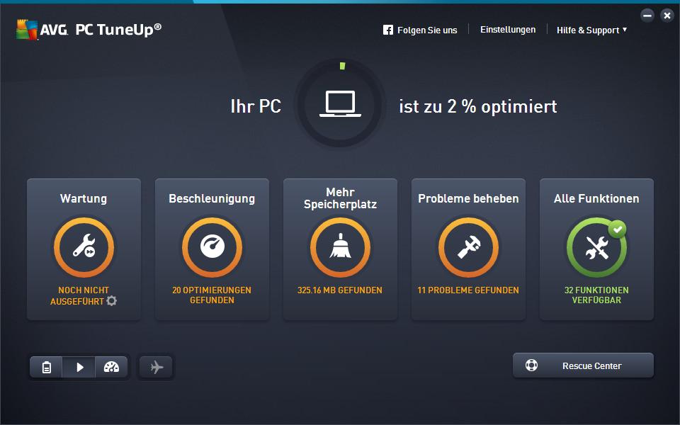 AVG_PC_TuneUp_Dashboard