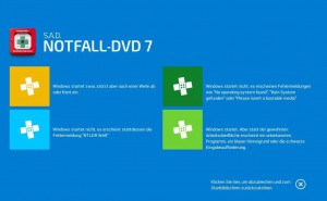 Screenshot Notfall-DVD
