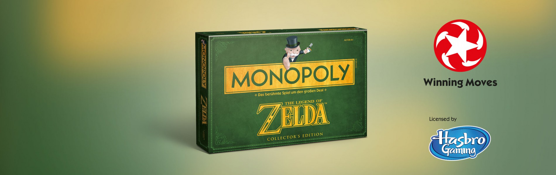 Monopoly Zelda Collector`s Edition