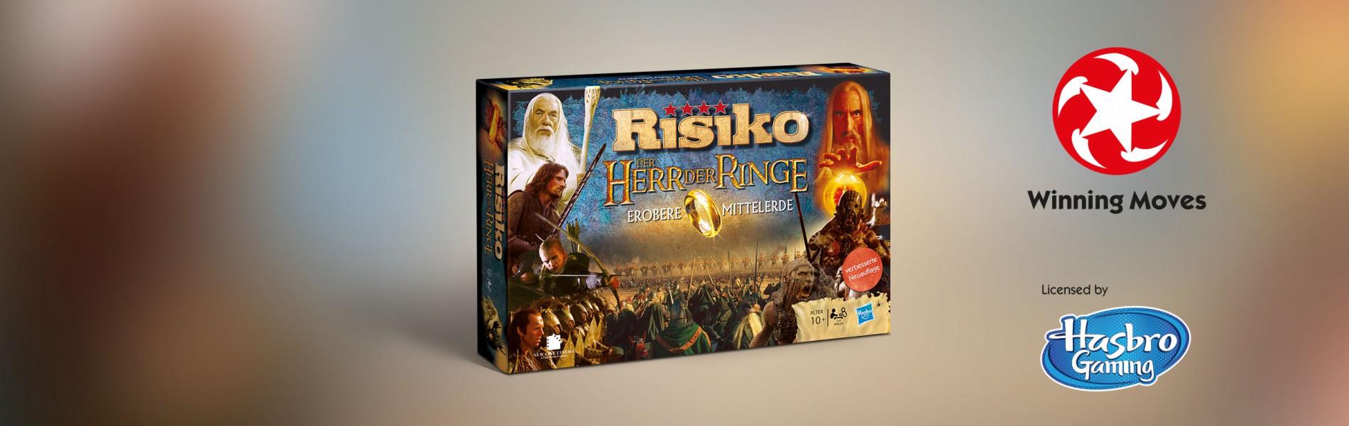 Risiko – Herr der Ringe