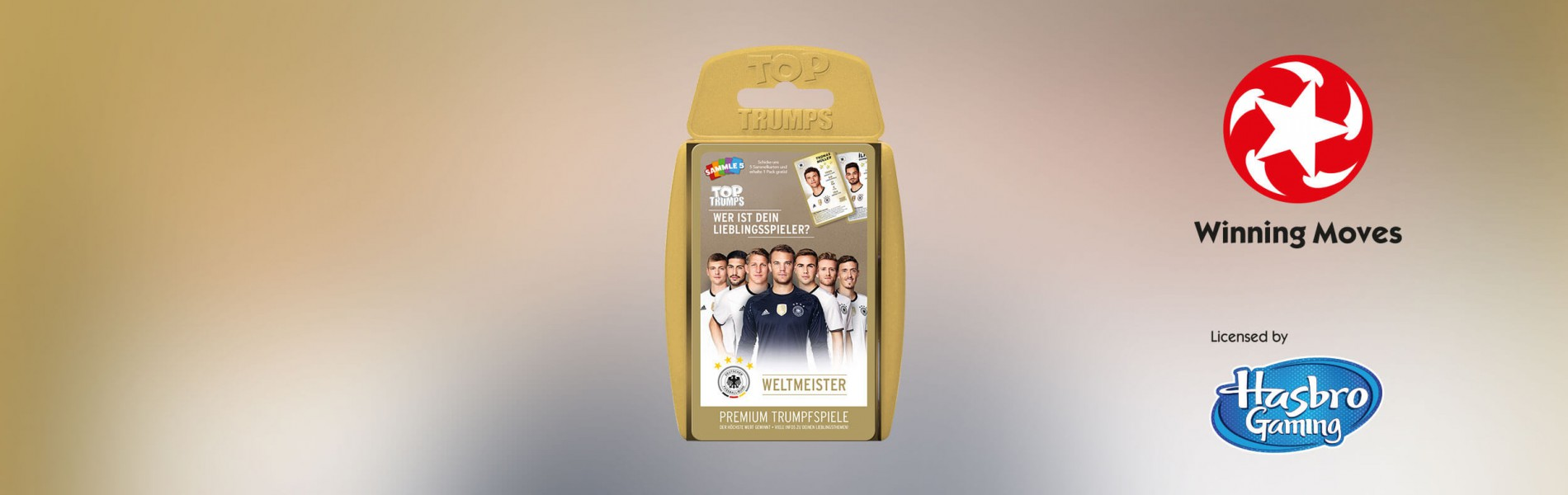Top Trumps DFB Weltmeister