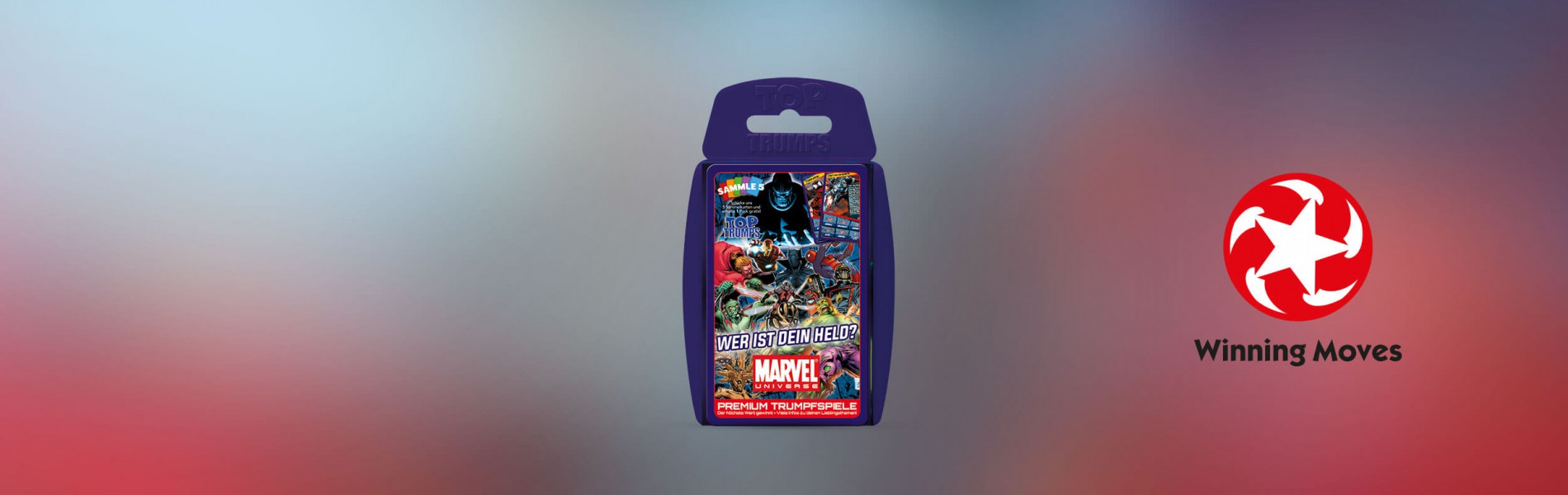 Top Trumps Marvel Universe
