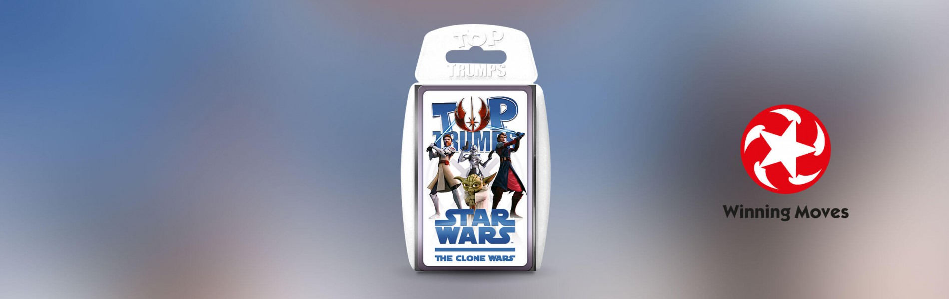 Top Trumps Star Wars The Clone Wars