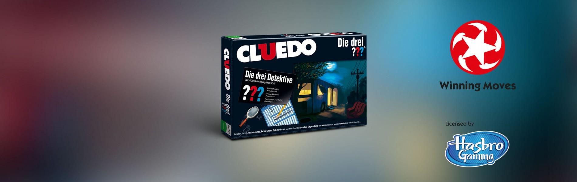 Cluedo – Die drei ???