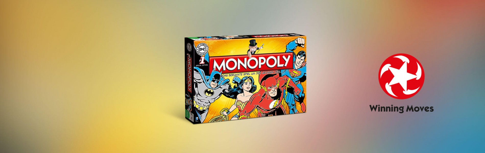Monopoly DC Originals