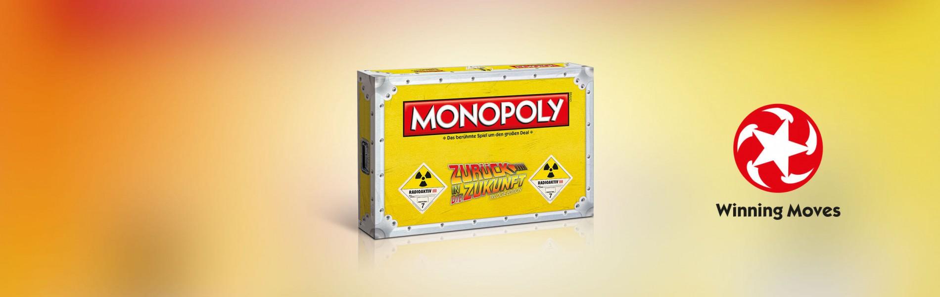 Monopoly Zurück in die Zukunft Collector's Edition