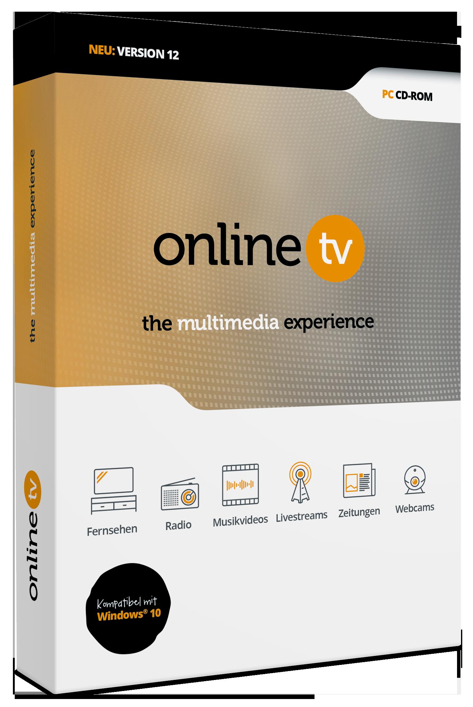 OnlineTV12 Packshot
