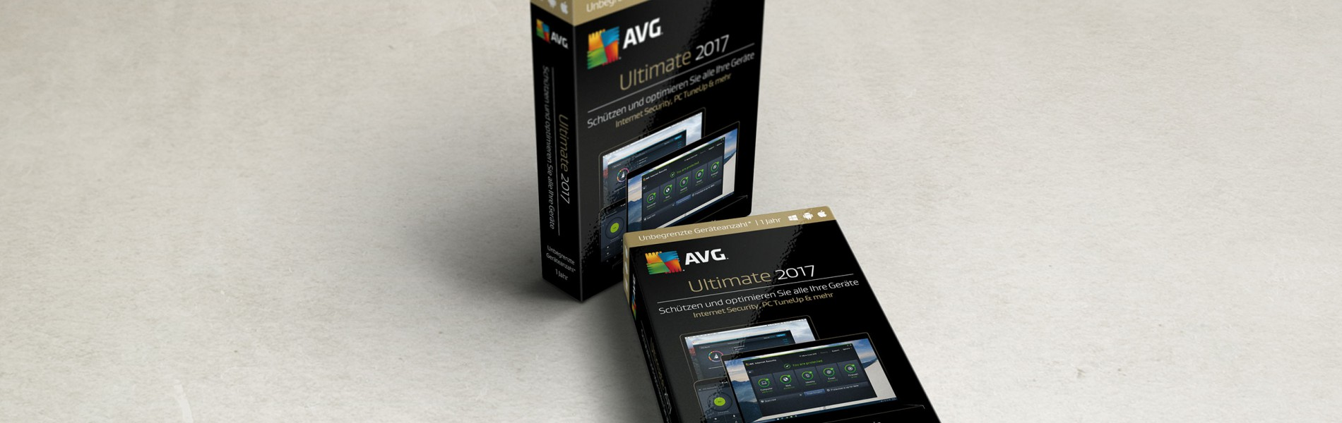 AVG Ultimate 2017 – unbegrenzte Geräte