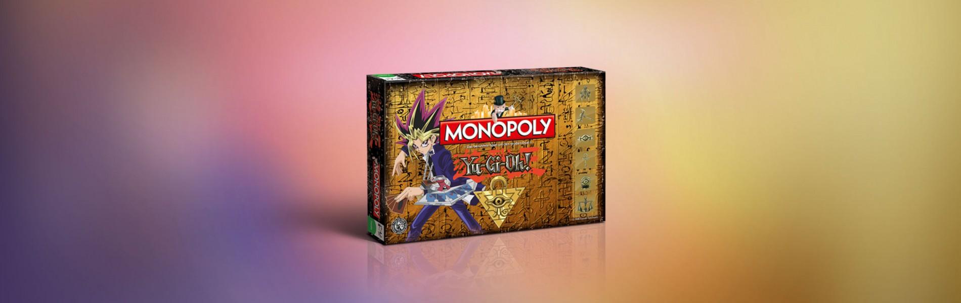 Monopoly Yu-Gi-Oh