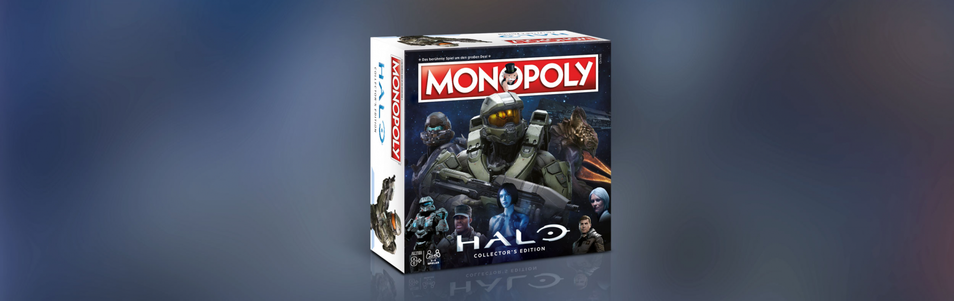 Monopoly Halo Evolved!