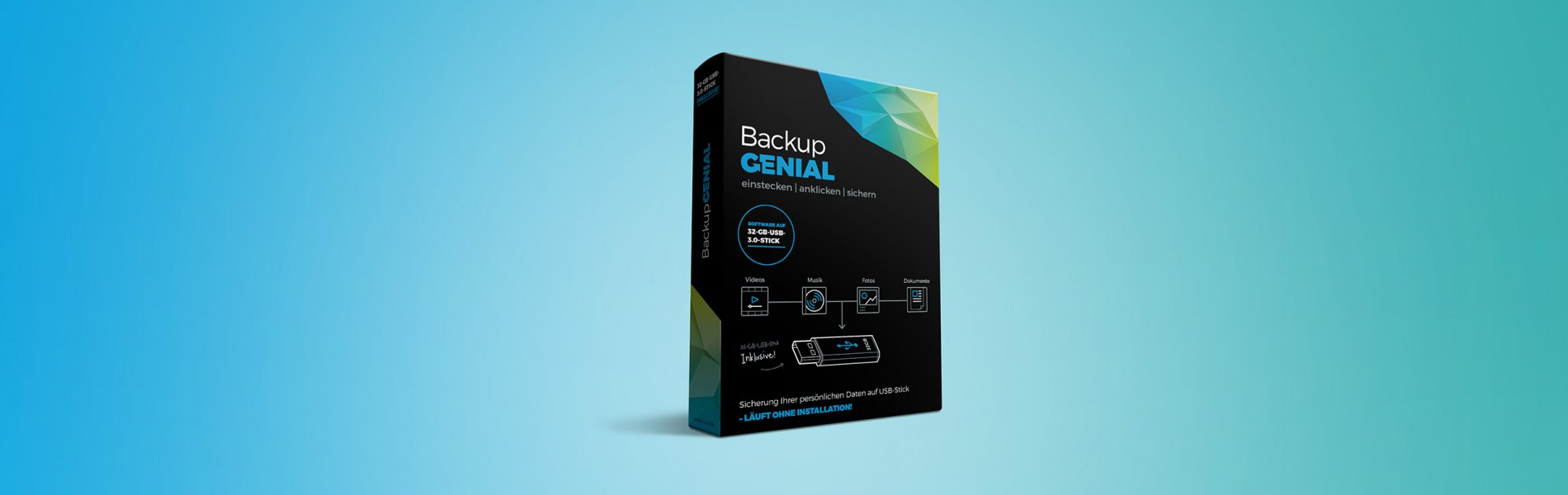 Backup Genial
