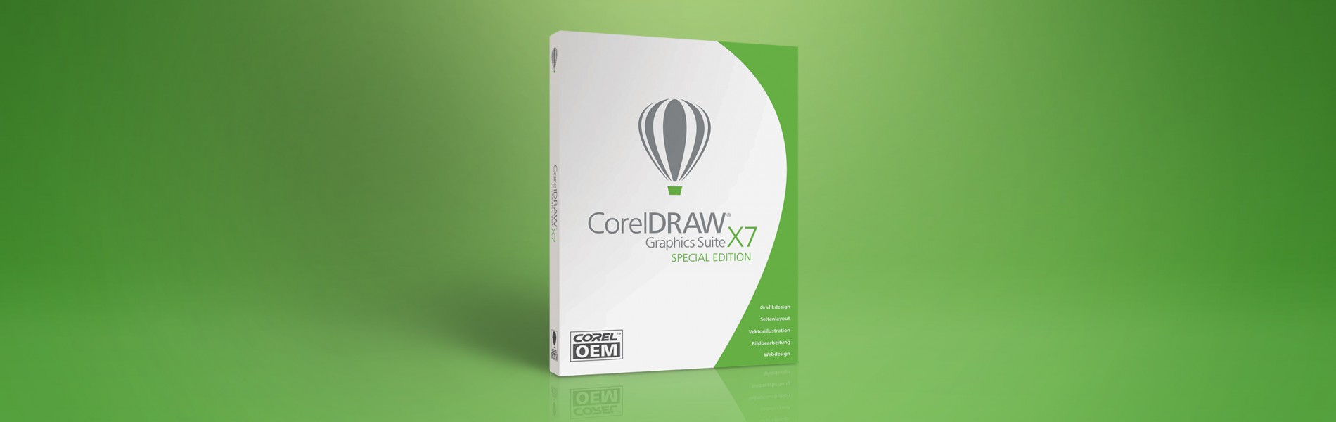 CorelDRAW® Graphics Suite X7 Special Edition