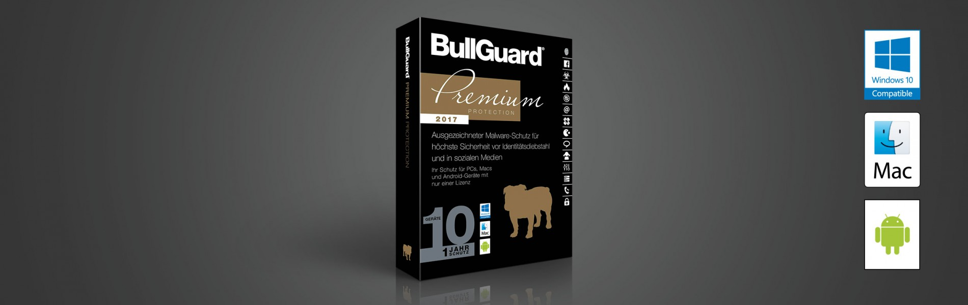 BullGuard Premium Protection 2017