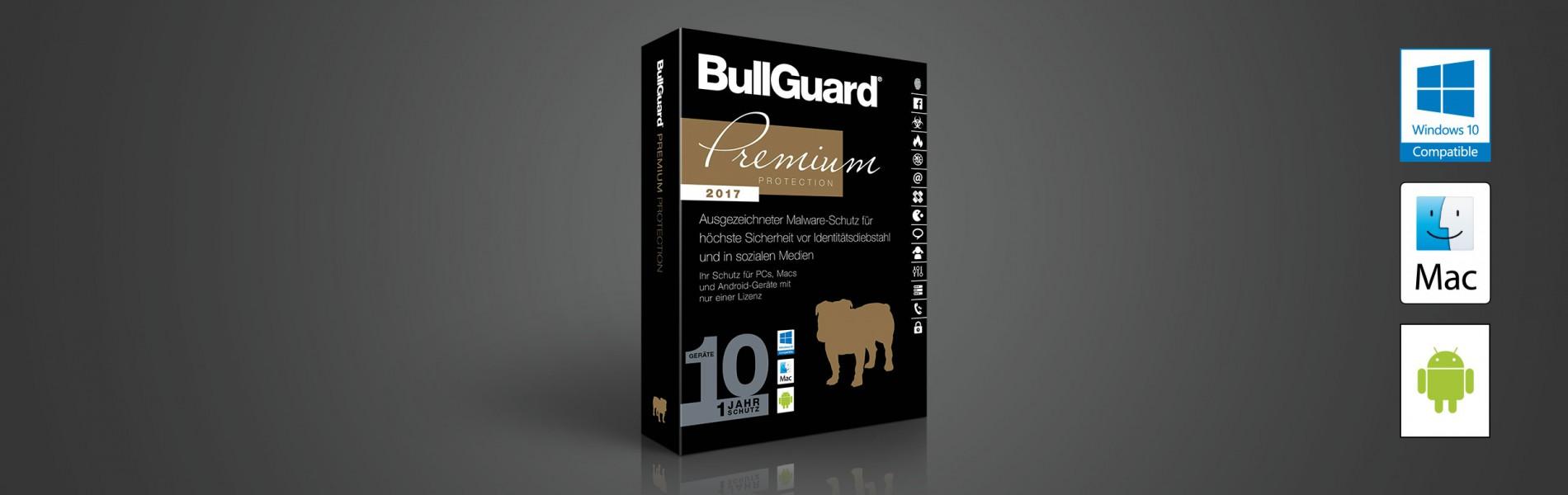 BullGuard Premium Protection 2017