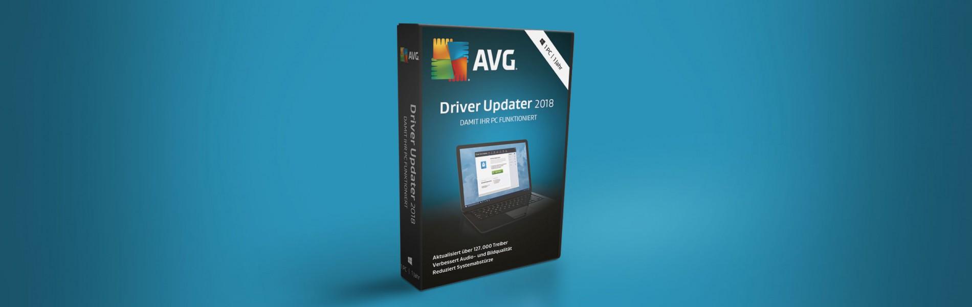 AVG Driver Updater 2018