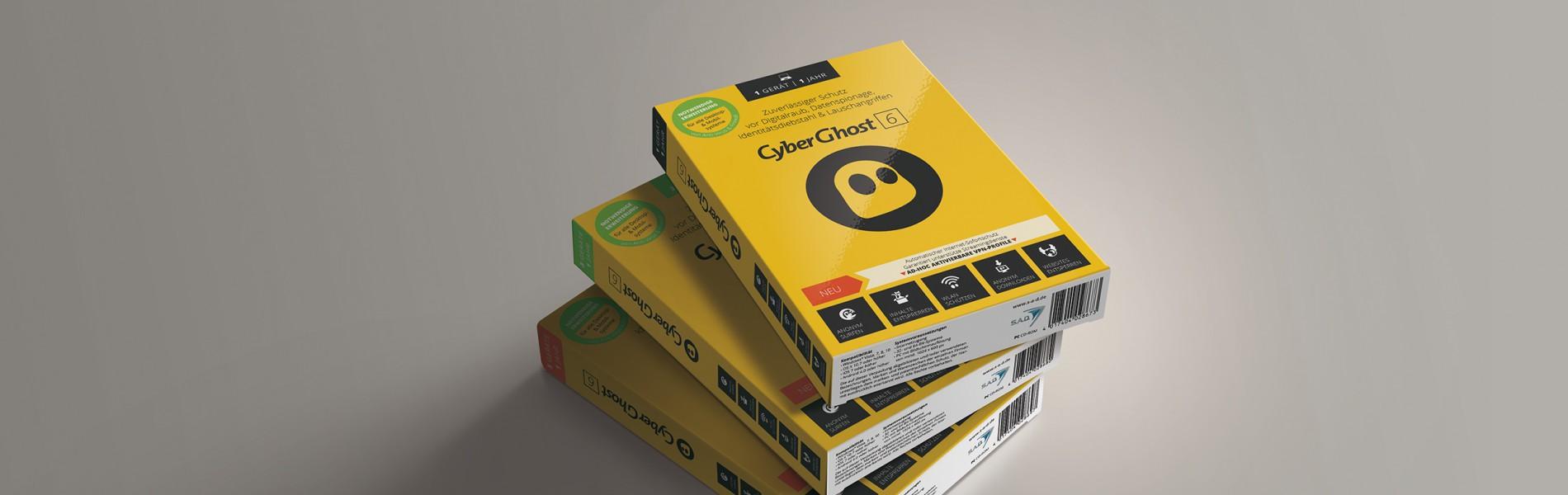 cyberghost sicher
