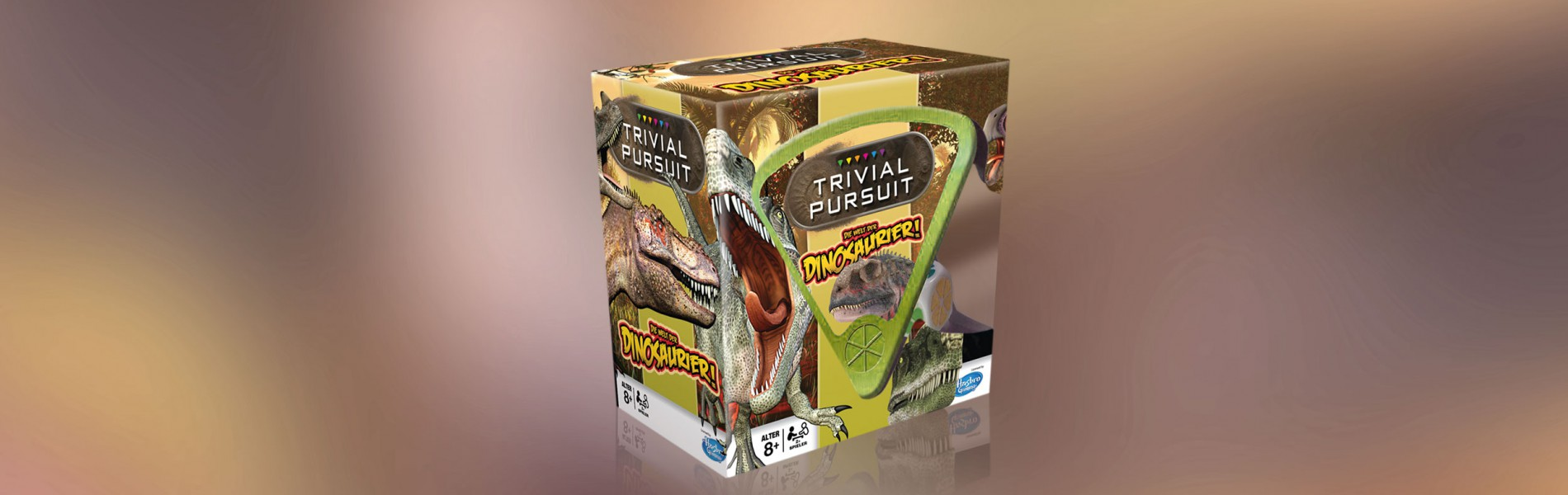Trivial Pursuit Dinosaurier